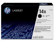 Картридж HP 14X (CF214X) (LJ M712dn/ M712xh) Black