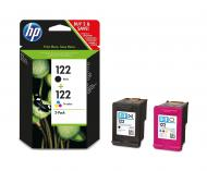 Картридж HP 122 (CR340HE) (DeskJet 2050) Bundle (C, M, Y, Bk)