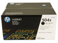 Картридж HP 504X (CE250XD) (LaserJet CM3530/CP3525) Black
