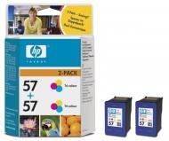 �������� HP (C9503AE) 2-pack DeskJet 5150/5550/5652, DeskJet 9650/9670/9680, DeskJet 450ci/cbi, Photosmart 7150/7260/7350/7550/7660/7760/7960 � Photosmart 100/130/145/230/245, PSC 1110/1210/1350/2110/2175/2210, OfficeJet 4110/5510/6110. Color (C, M, Y)