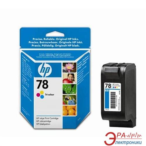 Картридж HP (C6578DE) DJ 3820/920/930/940/950/959/960/970/980/990/995/1220C, DeskJet 9300, DeskJet 6122/6127, Photosmart P1000/P1100/1115/1215/1218/1315, OfficeJet 55, psc 750 Color (C, M, Y)