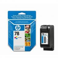 Картридж HP (C6578DE) DJ 3820/920/930/940/950/959/960/970/980/990/995/1220C, DeskJet 9300, DeskJet 6122/6127, Photosmart P1000/P1100/1115/1215/1218/1315, OfficeJet 55, psc 750 Color (C, M, Y)