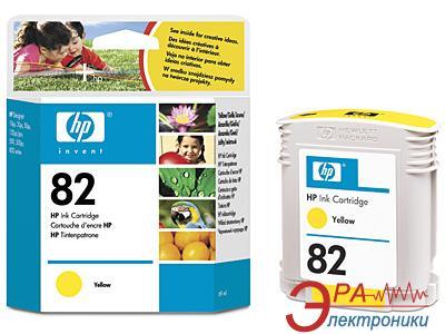 Картридж HP (C4913A) HP DesignJet 500, HP DesignJet 800, HP DesignJet 815, HP DesignJet 820 Yellow