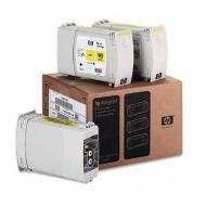 Картридж HP (C5085A) DesignJet 4000/4000ps Yellow