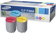 Картридж Samsung CLP-P300A/SEE (CLP-300N, CLX-3160FN, CLX-2160N) Bundle (C, M, Y)