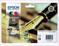 �������� Epson 16 (C13T16264010) (WF-2010) Bundle (C, M, Y, Bk)