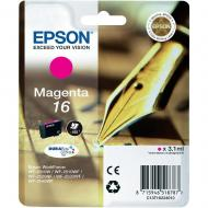 Картридж Epson 16 (C13T16234010) (WF-2010) Magenta