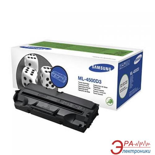 Картридж Samsung (ML-4500D3/ELS) Samsung ML-4500/ 4600 Black