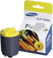 Картридж Samsung (CLP-Y300A/ELS) Samsung CLP-300, Samsung CLX-2160, Samsung CLX-3160 Yellow