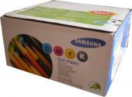 Картридж Samsung (CLP-P300C/ELS) Samsung CLP-300, Samsung CLX-2160, Samsung CLX-3160 Bundle (C, M, Y, Bk)