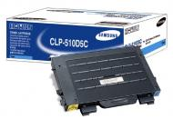 Картридж Samsung (CLP-500D5C/ELS) Samsung CLP-500, Samsung CLP-550 Cyan