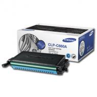Картридж Samsung (CLP-C660A/ELS) Samsung CLP-610, Samsung CLP-660, Samsung CLX-6200, Samsung CLX-6210, Samsung CLX-6240 Cyan