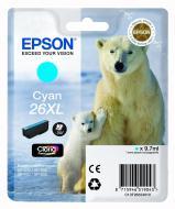 Картридж Epson 26XL (C13T26324010) (XP-600/605/700/800) Cyan