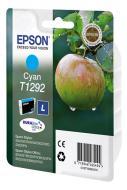 Картридж Epson (C13T12924010) (Stylus S22 / SX125 / SX420 / SX425 / SX525 / SX620, Stylus Office-BX305 / BX320 / BX525 / BX625) Large cyan