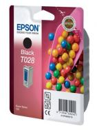 Картридж Epson (C13T02840110) (Stylus C60) Black