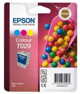 Картридж Epson (C13T02940110) (Stylus C60) Color (C, M, Y)