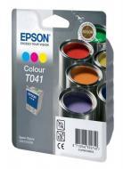 �������� Epson (C13T04104010) (StC62, CX3200) Color (C, M, Y)
