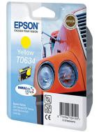 Картридж Epson (C13T06344A10) (StC67/C87, CX3700/4100/4700) Yellow