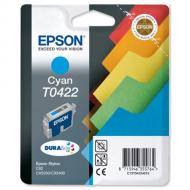 Картридж Epson (C13T04224010) (Stylus C82, CX5200/5400) Cyan