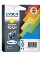 Картридж Epson (C13T04244010) (Stylus C82, CX5200/5400) Yellow