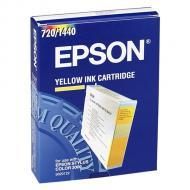 Картридж Epson (C13S020122) (StColor 3000/Pro5000) Yellow