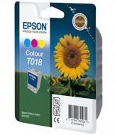 Картридж Epson (C13T01840110) (StColor 680) Color (C, M, Y)