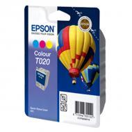 �������� Epson (C13T02040110) (StColor 880) Color (C, M, Y)
