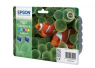 Картридж Epson double (C13T02740310) (Stylus Photo 810/830/925/935) Color (C, M, Y)