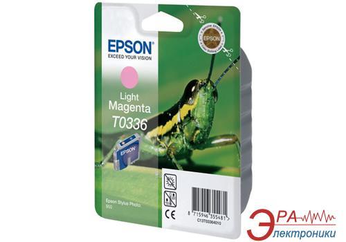 Картридж Epson (C13T03364010) (StPhoto 950) light magenta
