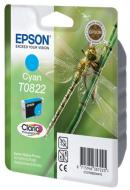 Картридж Epson (C13T11224A10) (Stylus Photo R270/R290/R295/R390/RX590/RX610/RX615/RX690/TX700W/TX800W/ T50/T59/TX650/TX659/TX710W) Cyan