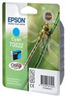 �������� Epson (C13T08224A10) (Stylus Photo R270/R290/R390/RX590/RX610/RX690/TX700W) Cyan