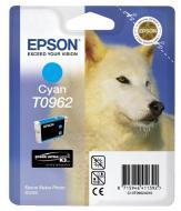 Картридж Epson (C13T09624010) (Stylus Photo R2880) Cyan