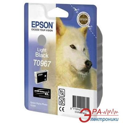 Картридж Epson (C13T09674010) (Stylus Photo R2880) light black