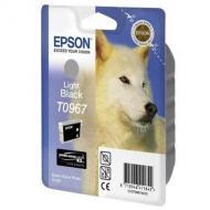 Картридж Epson (C13T09674010) (Stylus Photo R2880) light black