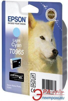 Картридж Epson (C13T09654010) (Stylus Photo R2880) light cyan