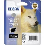 Картридж Epson (C13T09694010) (Stylus Photo R2880) light light black