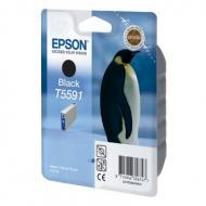 Картридж Epson (C13T55914010) (Stylus Photo RX700) Black