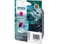 Картридж Epson (C13T10334A10) (Stylus TX550W, Office T40W/TX600FW Stylus Office T1100/T30/TX510FN) Magenta