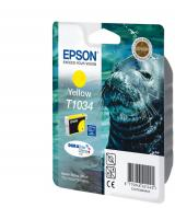 Картридж Epson (C13T10344A10) (Stylus TX550W, Office T40W/TX600FW Stylus Office T1100/T30/TX510FN) Yellow