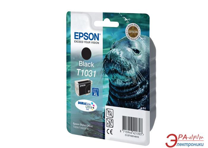 Картридж Epson (C13T10314A10) (Stylus TX550W, Office T40W/TX600FW) Black