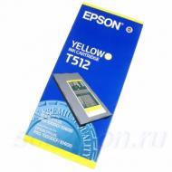 Картридж Epson (T512011) Epson Stylus Pro 10000CF Yellow