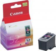 Картридж Canon CL-52 (0619B001) (iP6210D) photo (cyan,magenta,black)