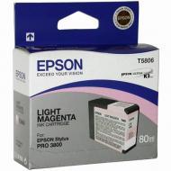Картридж Epson (C13T580600) (StylusPro 3800) light magenta