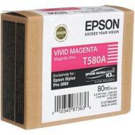 �������� Epson (C13T580A00) (Stylus Pro 3880) vivid magenta