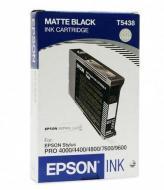 Картридж Epson (C13T543800) (Stylus Pro 4000/4400/4800/7600/9600) matte black