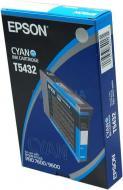 Картридж Epson (C13T543200) (Stylus Pro 4000/4400/7600/9600) Cyan