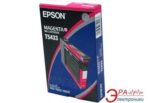 Картридж Epson (C13T543300) (Stylus Pro 4000/4400/7600/9600) Magenta