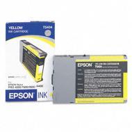 Картридж Epson (C13T543400) (Stylus Pro 4000/4400/7600/9600) Yellow
