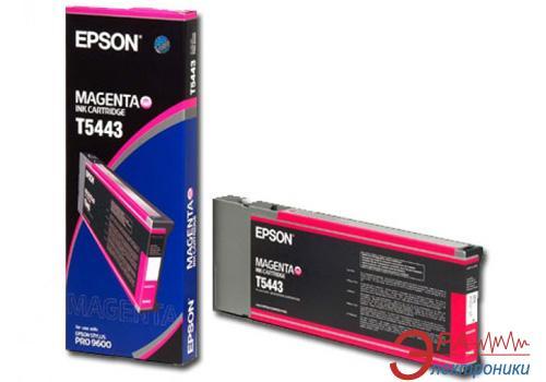Картридж Epson (C13T544300) (Stylus Pro 4000/4400/9600) Magenta