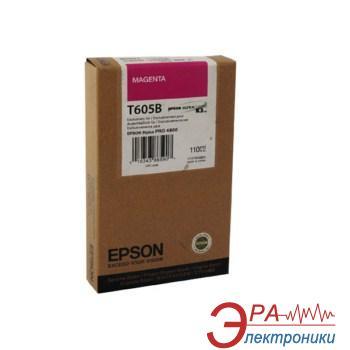Картридж Epson (C13T605B00) (Stylus Pro 4800) Magenta